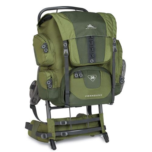 High Sierra Foxhound 50 External Frame Pack