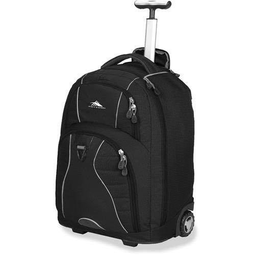High Sierra Freewheel Wheeled Bookbag