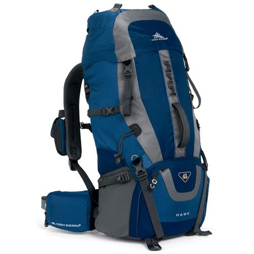 High Sierra Hawk 45 Backpack