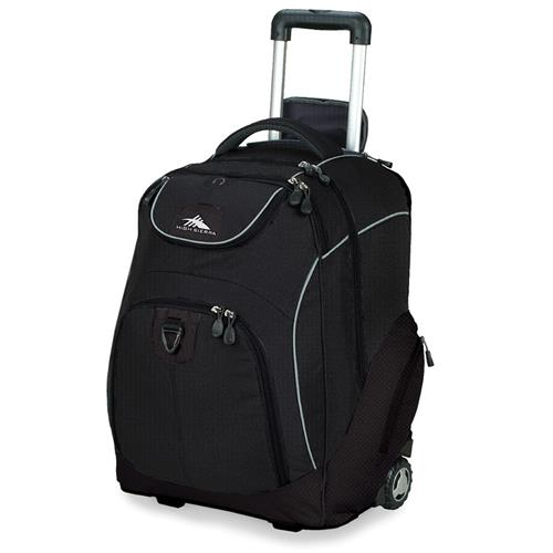 High Sierra Powerglide Wheeled Bookbag