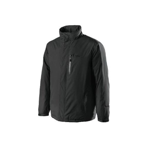 Hi-Tec Black Jack Down Parka for Men