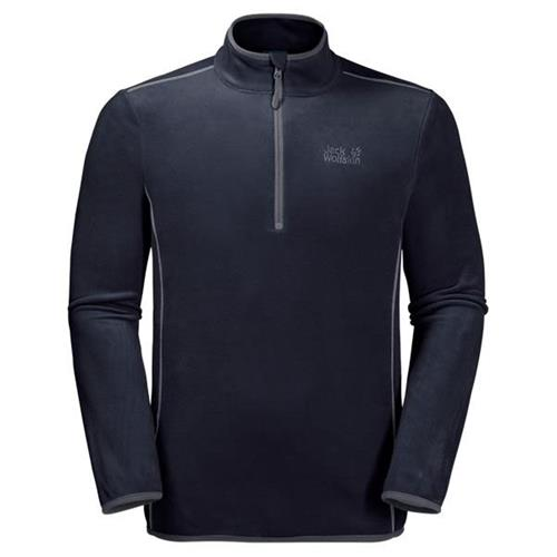 online retailer 36dce e8286 Jack Wolfskin Echo Pull Over Fleece for Men