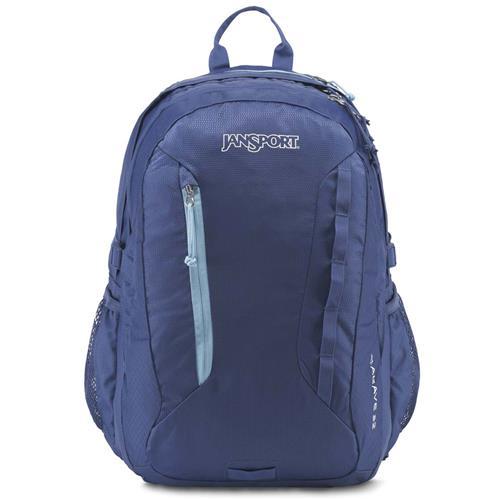 Jansport Womens Agave Backpack - Turkish Ocean Blue Mffxc37Cn