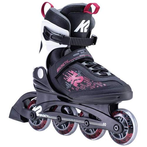 80 K2 Inline for Women Kinetic Skate CxBrWQode