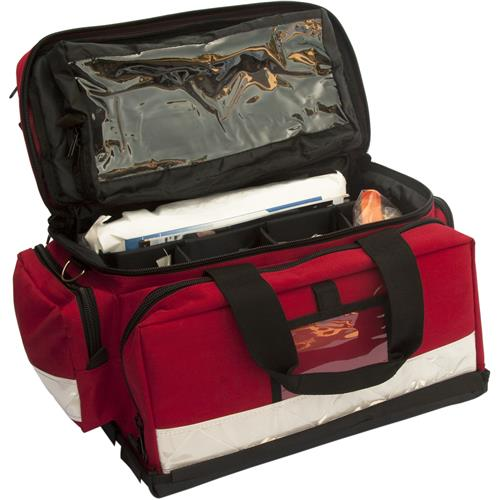 Kemp Large Professional Trauma Bag Blue