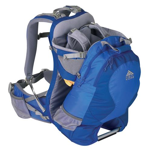 Kelty K.I.D.S Junction 2.0 Child Carrier Legion Blue