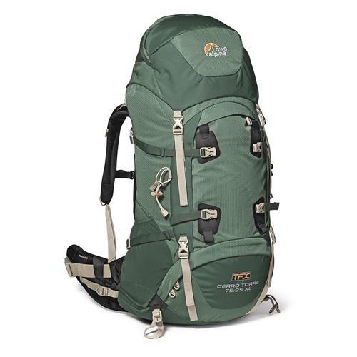 Lowe Alpine TFX Cerro Torre 65:85 Backpack