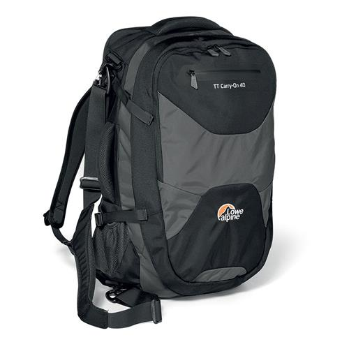 Lowe Alpine Carry-On Travel Pack Graphite/Phantom Black Graphite/Phantom Black