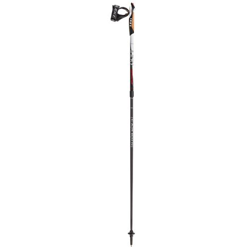 Leki Instructor Nordic Walking Adjustable Pole (pair) Black