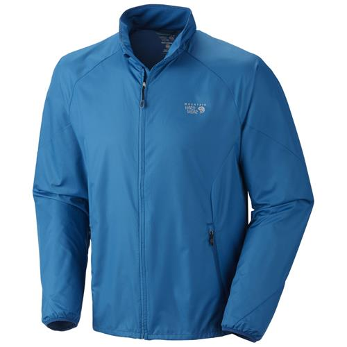 Mountain Hardwear Apparition Jacket for Men X-Large Deep Lagoon