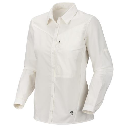 Mountain Hardwear Canyon Long Sleeve Shirt for Women - 2012 Model
