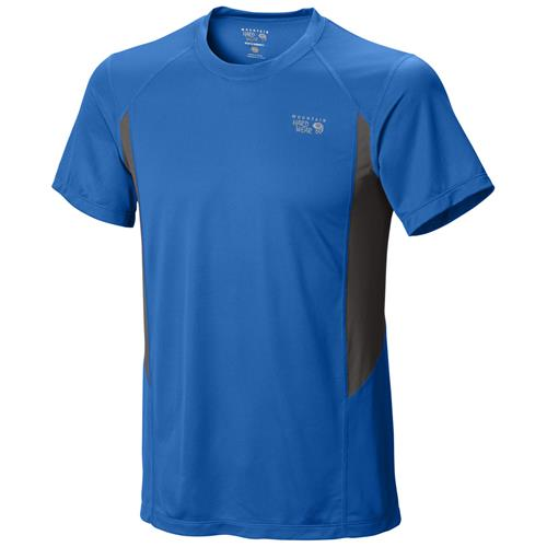 Mountain Hardwear Double Wicked Short Sleeve T for Men
