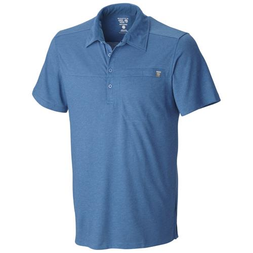 Mountain Hardwear Frequentor Polo Shirt for Men - Solid and Stripe Colors