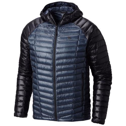 Mountain hardwear ghost whisperer hooded jacket men's