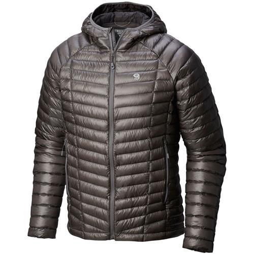 quality design 244b7 14710 Mountain Hardwear Ghost Whisperer Hooded Down Jacket for Men