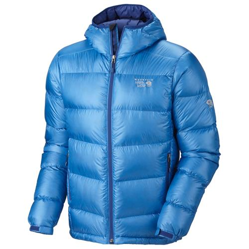 Mountain Hardwear Kelvinator Jacket for Men X-Large Static Blue