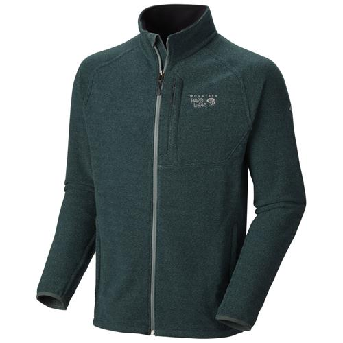 Mountain Hardwear Toasty Tweed Fleece Jacket for Men