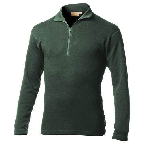Minus33 Merino Wool Mid Weight 1/4 Length Zip fo