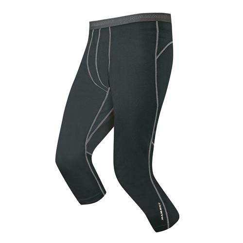Mammut 3/4 Pants Warm-Quality Thermal Underwear for Men