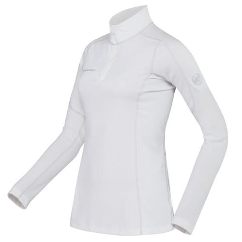 Mammut Go Warm Longsleeve Zip Baselayer for Women