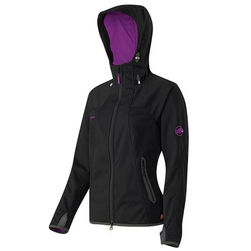 Mammut Ultimate Hoody Soft Shell Jacket for Women