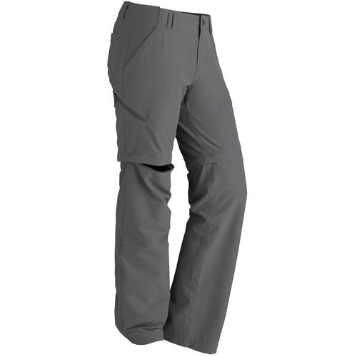 Marmot Lobo's Convertible Pants for Women 8 Cinder