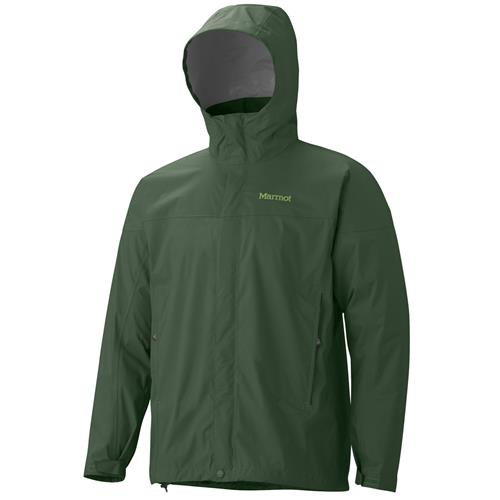 Marmot PreCip Jacket for Men Medium Dark Roast