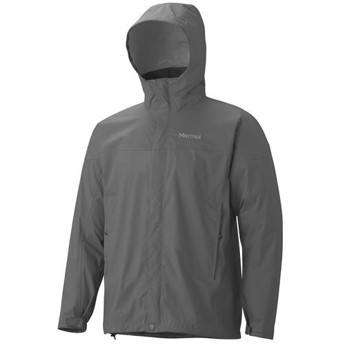 Marmot PreCip Jacket for Men Small Slate Grey