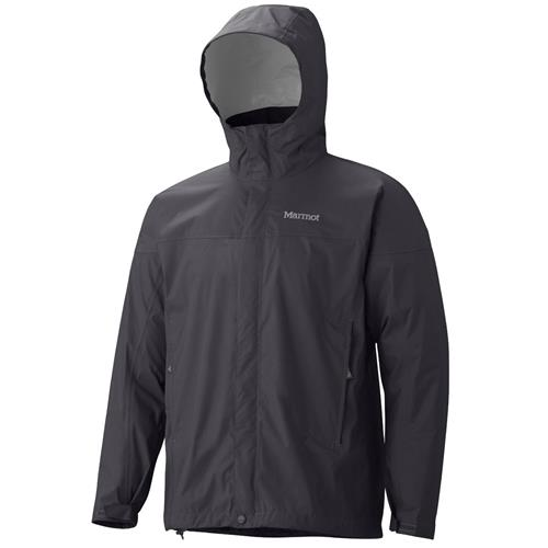 Marmot PreCip Jacket for Men Large Slate Grey