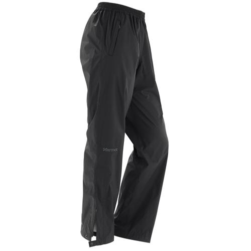 Marmot PreCip Pants for Women Long - Large Black
