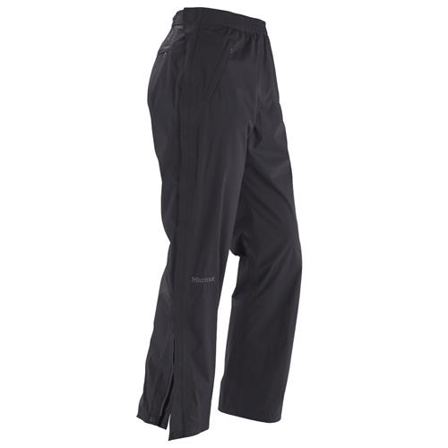 Marmot PreCip Full Zip Pants for Men Short - Small Black