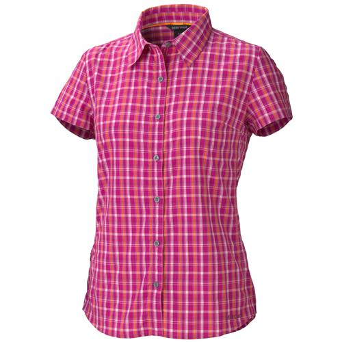 Marmot Reese Plaid SS Shirt for Women