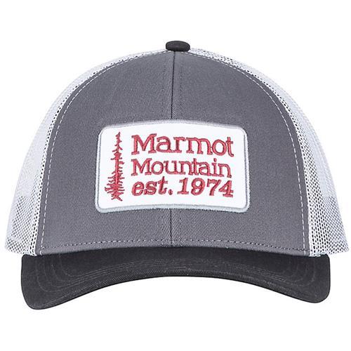 1e3d8806 Marmot Retro Trucker Hat - SunnySports
