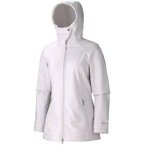 Marmot Tranquility Jacket for Women Large Platinum