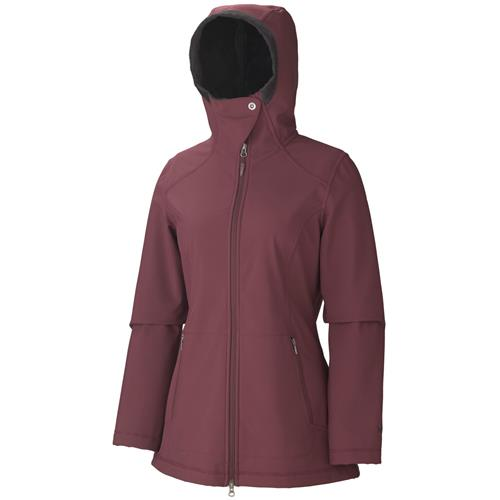 Marmot Tranquility Jacket for Women Small Maroon