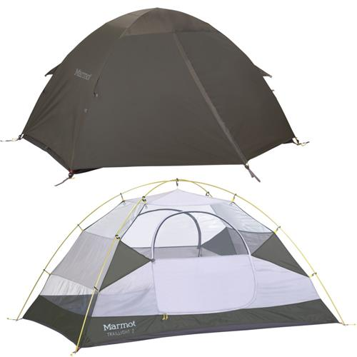 Marmot Traillight 2P Tent with Foot Print