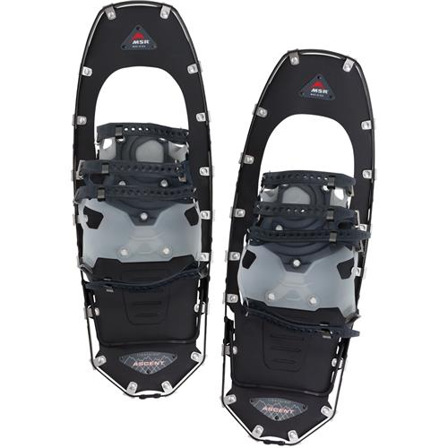 MSR Lightning Ascent Snowshoe (pair) 22 Matte Black