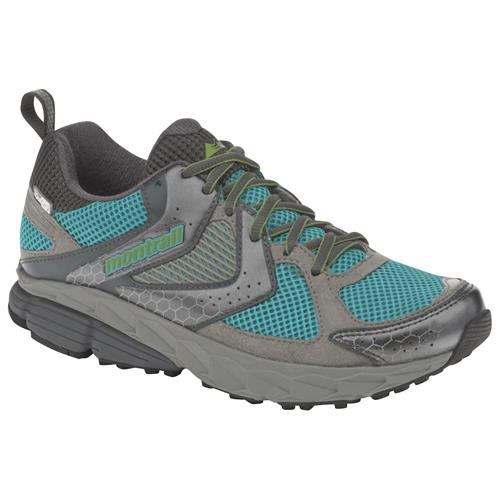 Montrail Fairhaven OutDry Shoes for Women 10M Reef/Greener