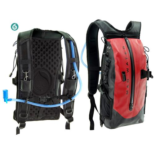Mad Water Waterproof Action Sports Hydration Pack