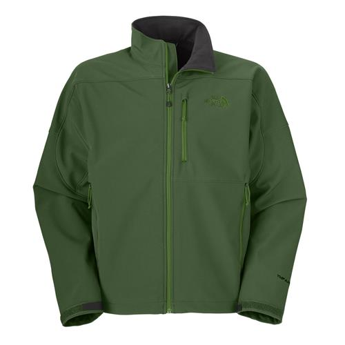 The North Face Apex Bionic Jacket for Men Large Nottingham Green/Nottingham Green