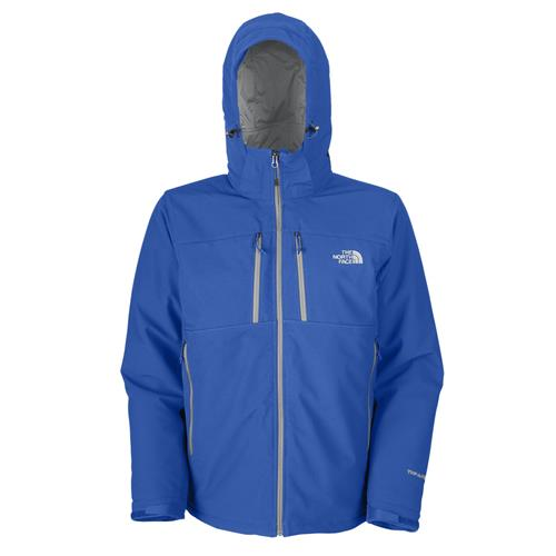The North Face Apex Elevation Jacket for Men Small Nautical Blue/Nautical Blue