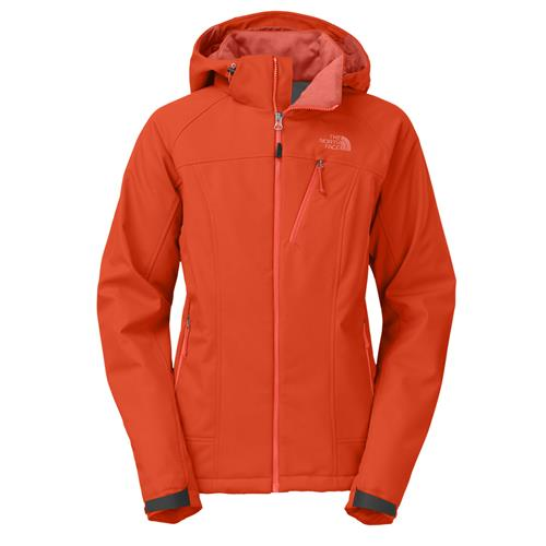 The North Face Apex Elevation Jacket for Women Medium Spicy Orange