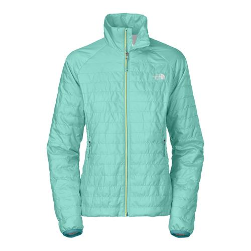 The North Face Blaze Full Zip Jacket for Women X-Small Ion Blue