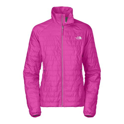 The North Face Blaze Full Zip Jacket for Women X-Small Linaria Pink