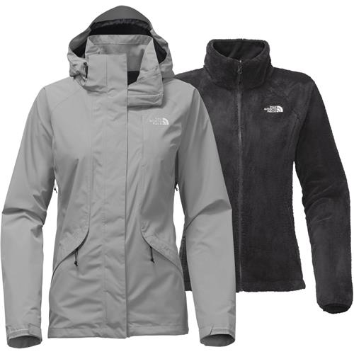 Womens north face jacket prices