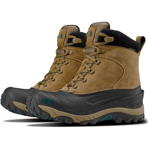 0801b2512 The North Face Chilkat III Winter Boots for Men