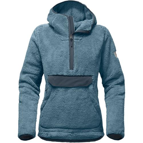 The North Face Campshire Pullover Hoodie for Women Small Provincial Blue 34365ceca