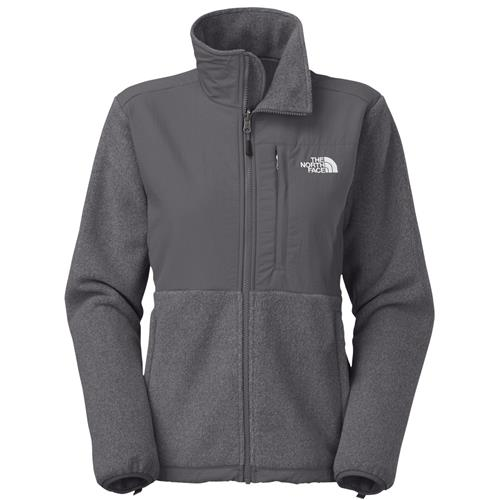 The North Face Denali Jacket for Women Large Recycled Vanadis Grey Heather/Vanadis Gr