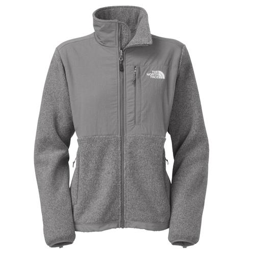 The North Face Denali Jacket for Women Small R Pache Grey Heather/Pache Grey