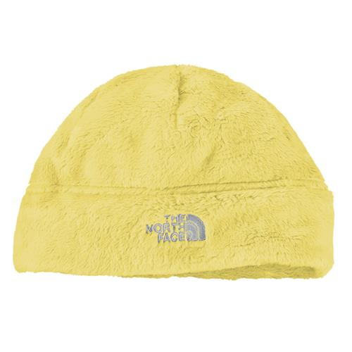 The North Face Denali Thermal Youth Beanie for Girls Small Stinger Yellow
